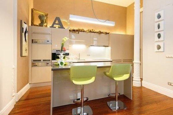 Flatt Suites Bilbao - фото 7