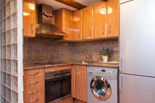 Rustic Poble Sec Apartment - фото 15