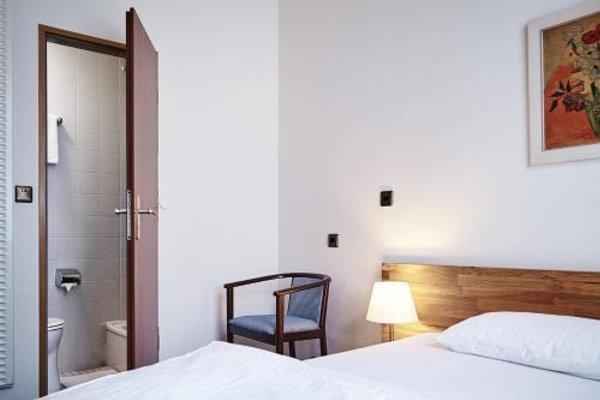 Hotel am Chlodwigplatz - фото 11