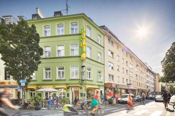 Hotel am Chlodwigplatz - фото 17