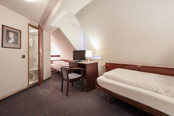 Hotel am Chlodwigplatz - фото 8