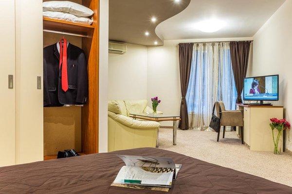 В отеле «Перла» - фото 15