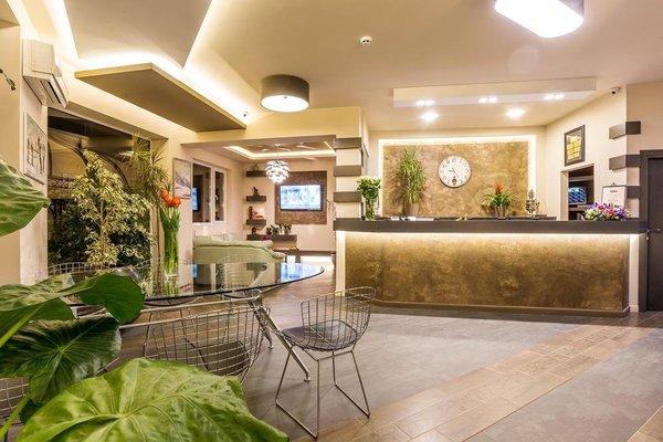 В отеле «Перла» - фото 22