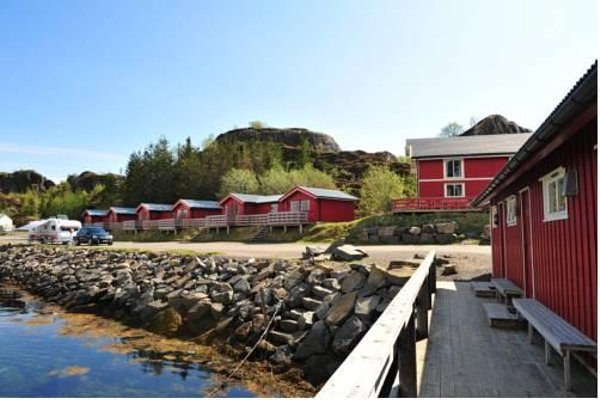 Sandvika Fjord- og Sjohuscamping - 23
