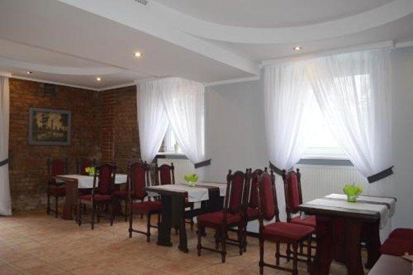 Hotel Ksiezycowy Dworek - фото 11