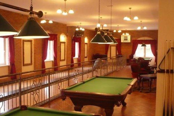 Hotel Ksiezycowy Dworek - фото 12