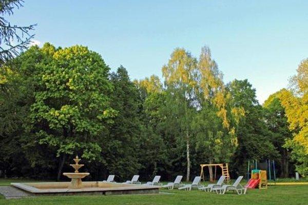 Hotel Ksiezycowy Dworek - фото 19