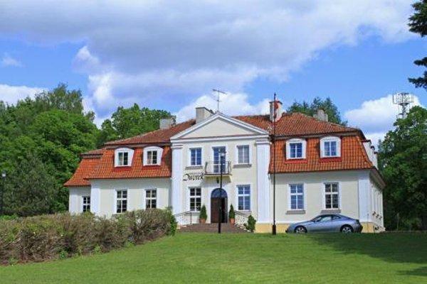 Hotel Ksiezycowy Dworek - фото 23