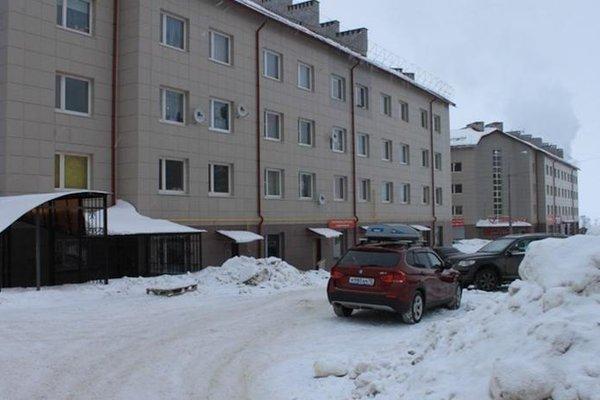 Отель Привалъ - фото 23