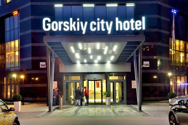 Отель Горский Сити - фото 13