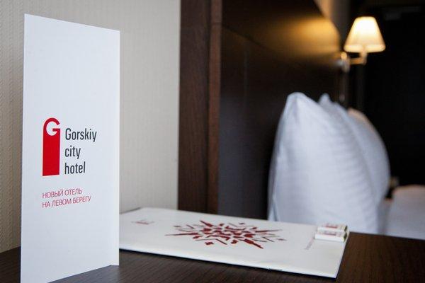Отель Горский Сити - фото 7