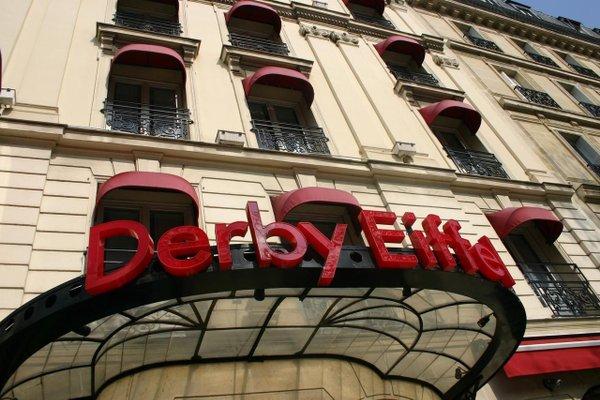 Hotel Derby Eiffel - фото 35