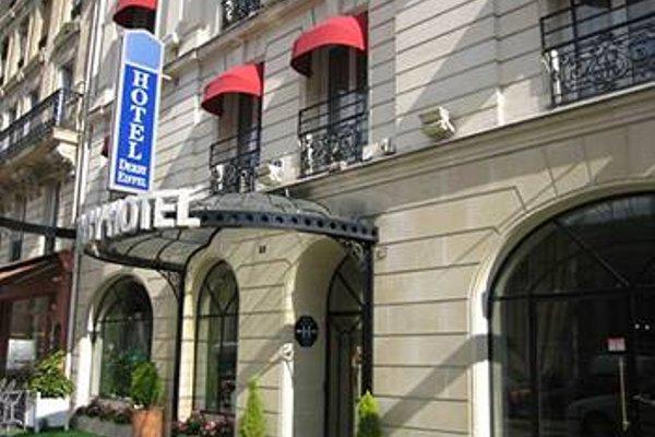 Hotel Derby Eiffel - фото 20
