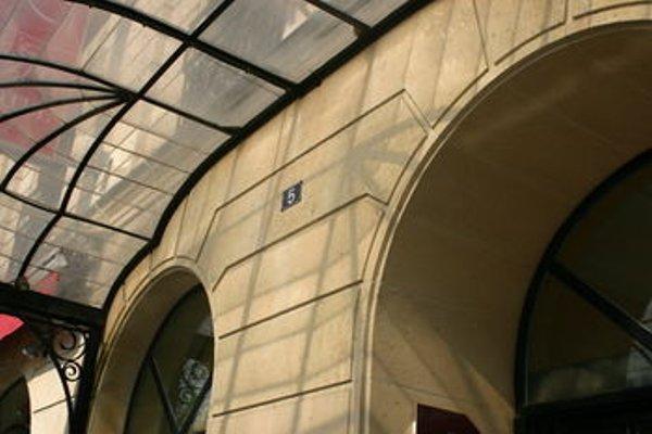 Hotel Derby Eiffel - фото 21