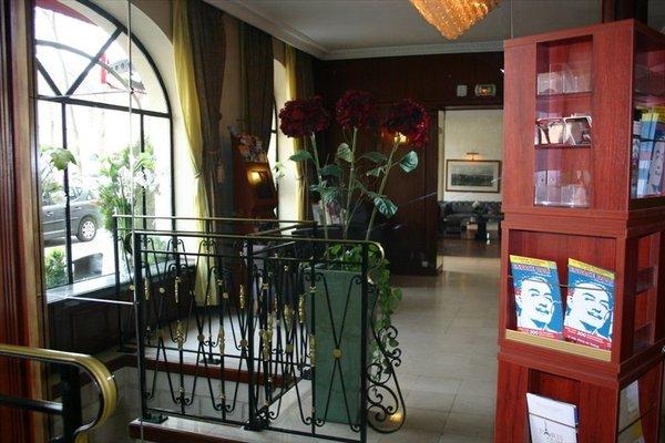 Hotel Derby Eiffel - фото 7