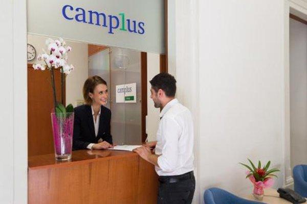 Camplus Guest d'Aragona - фото 12