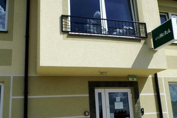 EndHotel Bielany Wroclawskie - фото 15