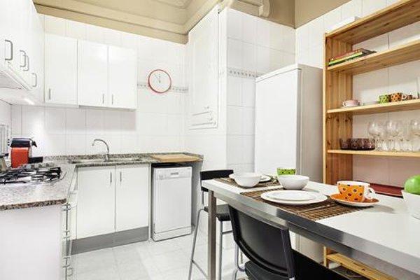 Апартаменты Thesuites Barcelona - фото 11