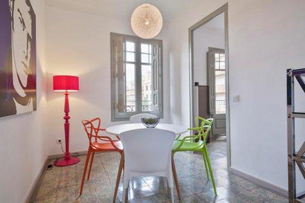 Апартаменты Thesuites Barcelona - фото 13