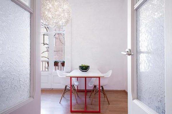 Апартаменты Thesuites Barcelona - фото 14