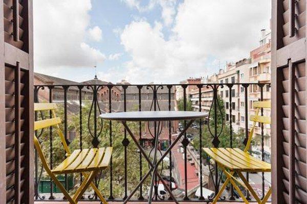Апартаменты Thesuites Barcelona - фото 18
