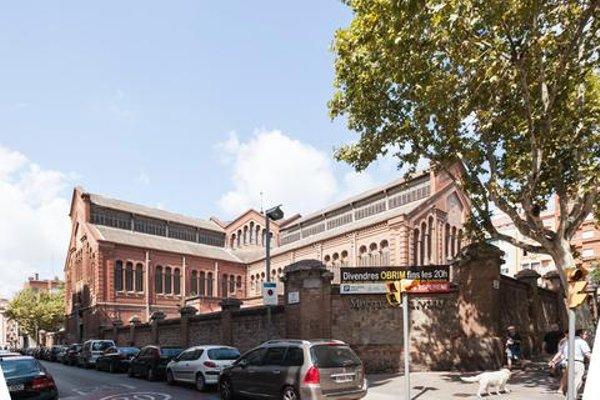 Апартаменты Thesuites Barcelona - фото 21
