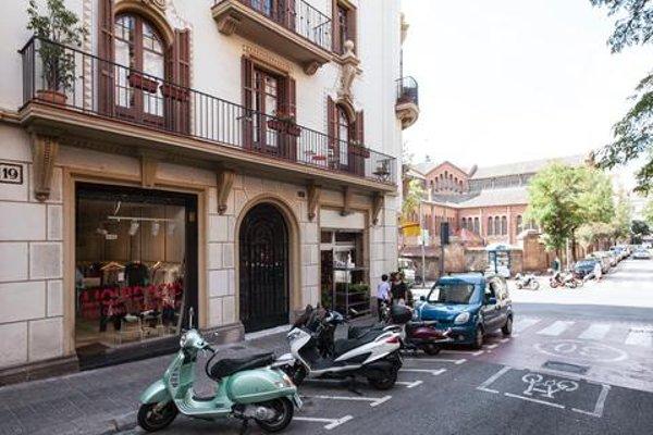 Апартаменты Thesuites Barcelona - фото 23