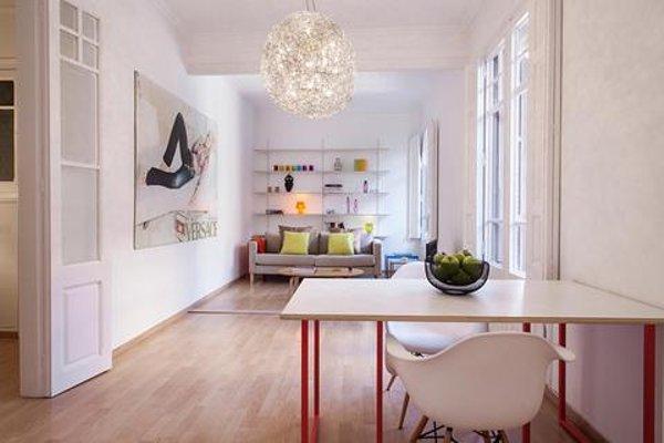 Апартаменты Thesuites Barcelona - фото 4