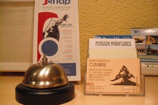 Hostal Cumbre - фото 14