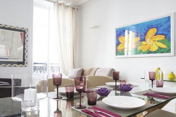 Two bedroom Le Marais / Pompidou - фото 4