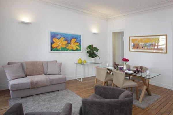 Two bedroom Le Marais / Pompidou - фото 5