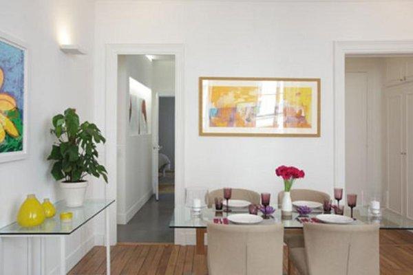 Two bedroom Le Marais / Pompidou - фото 6