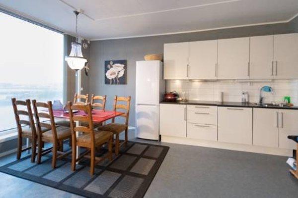 Kristina Apartment & Alma House - 17