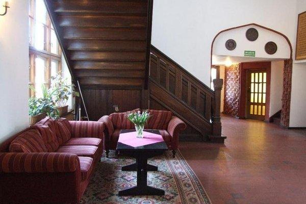 Hotel Zamek Karnity - фото 12