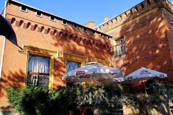 Hotel Zamek Karnity - фото 16