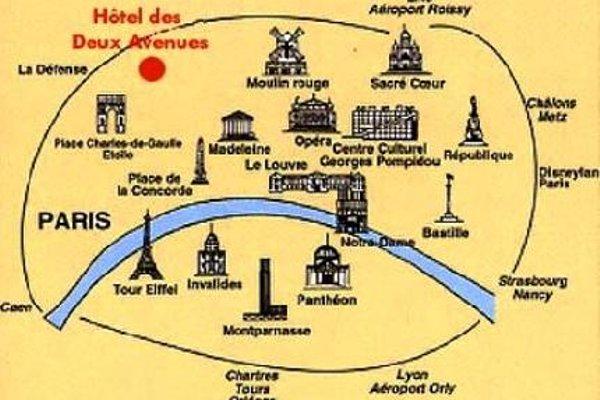 Hotel des Deux Avenues - 11