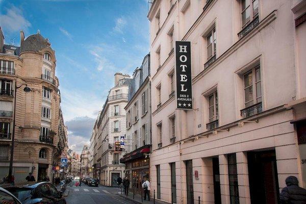 Hotel des Deux Avenues - 22