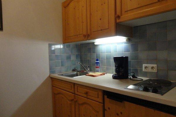 Appartement Dorler - фото 20