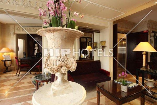 Hotel des Grands Hommes - фото 4