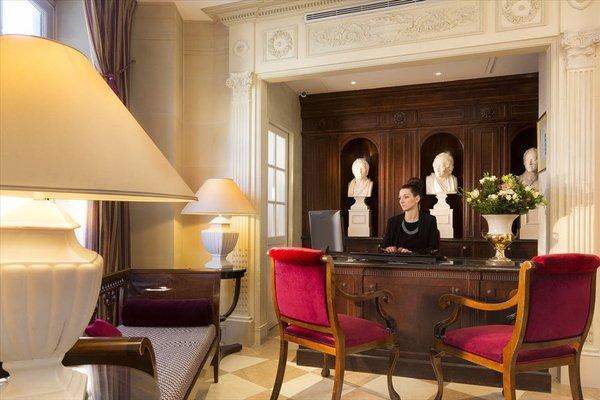 Hotel des Grands Hommes - фото 6