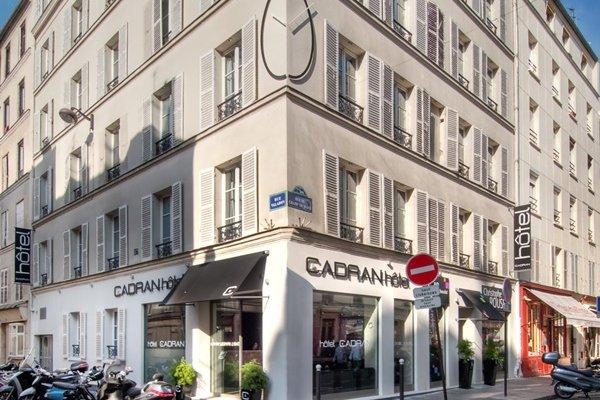 Hotel Du Cadran - фото 30