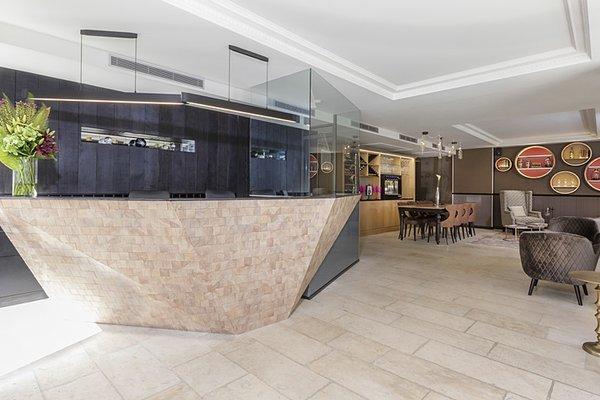 Hotel Du Cadran - фото 14