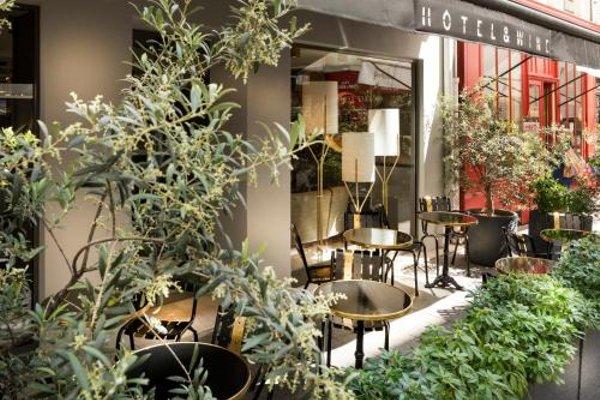 Hotel Du Cadran - фото 20