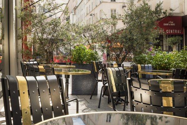Hotel Du Cadran - фото 21
