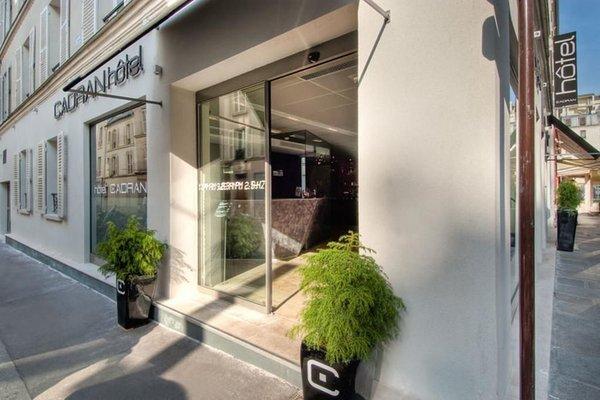 Hotel Du Cadran - фото 22