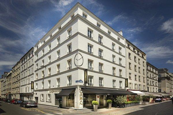 Hotel Du Cadran - фото 23