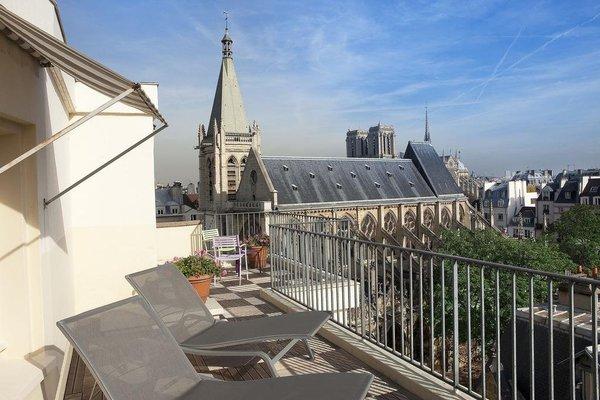 Hotel Parc Saint Severin - Esprit de France - фото 14
