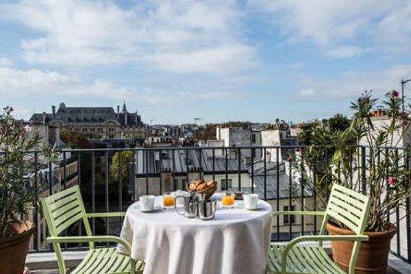 Hotel Parc Saint Severin - Esprit de France - фото 18