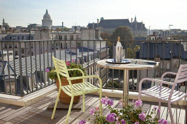Hotel Parc Saint Severin - Esprit de France - фото 19