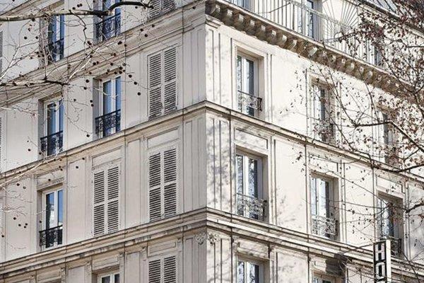 Hotel Du Prince Eugene - фото 33